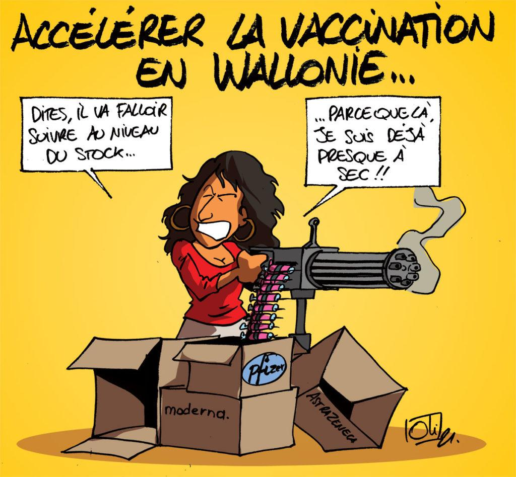 La Wallonie optimiste !