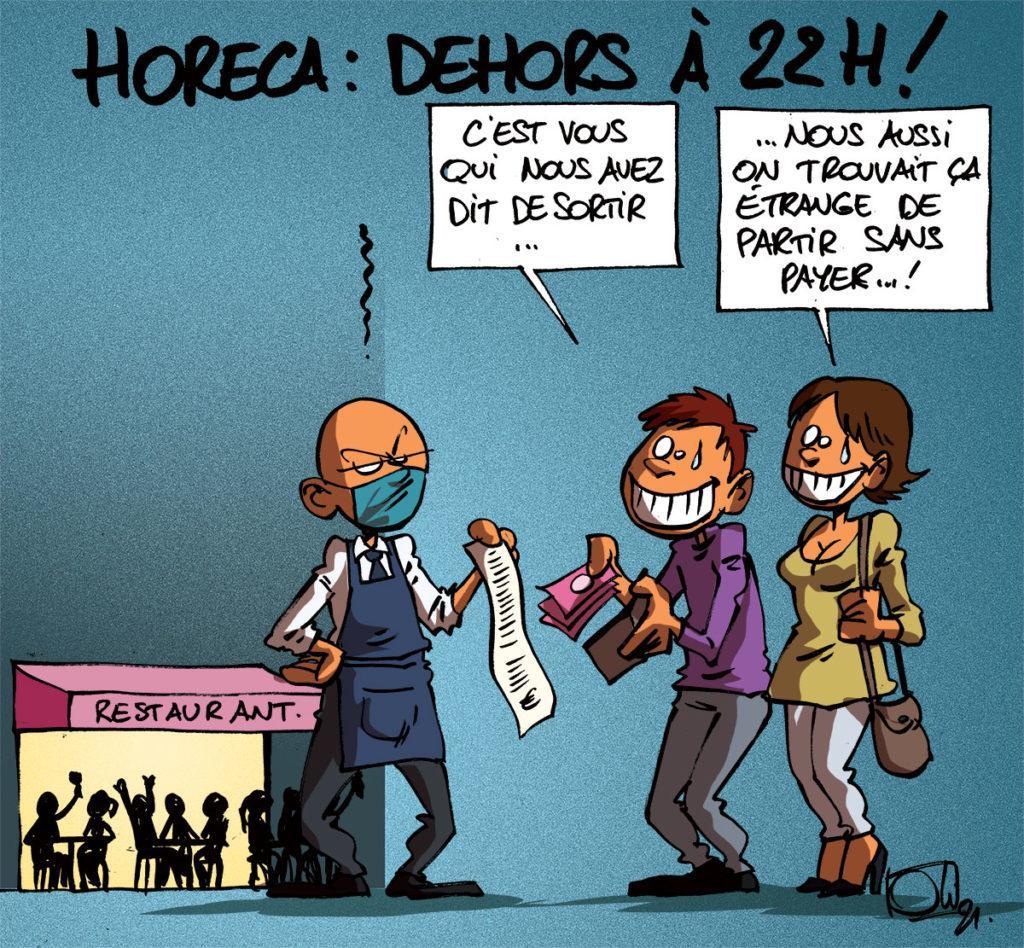Protocole Horeca