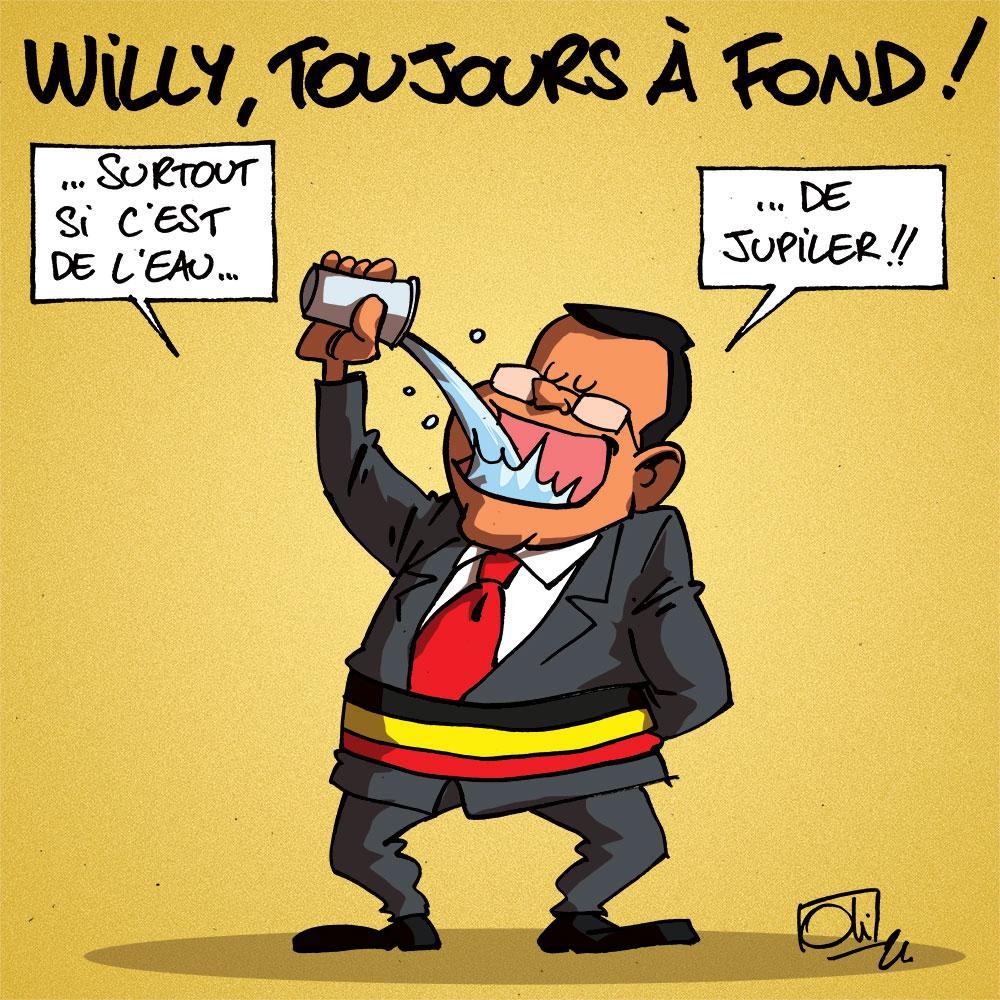 À fond, Willy !