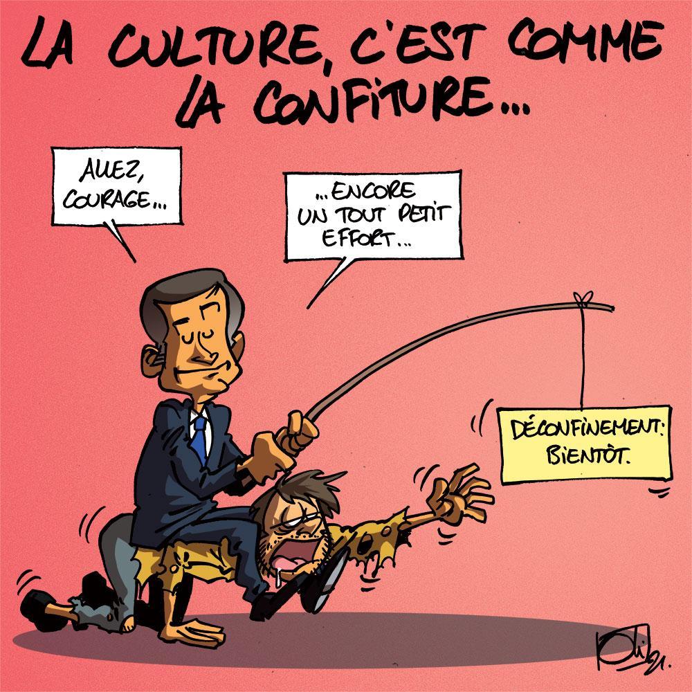 La culture oubliée !