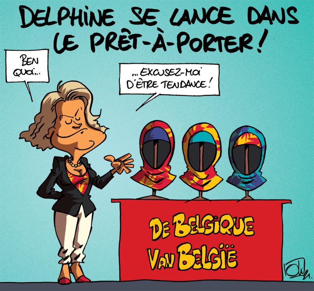 Prêt-à-porter façon Delphine