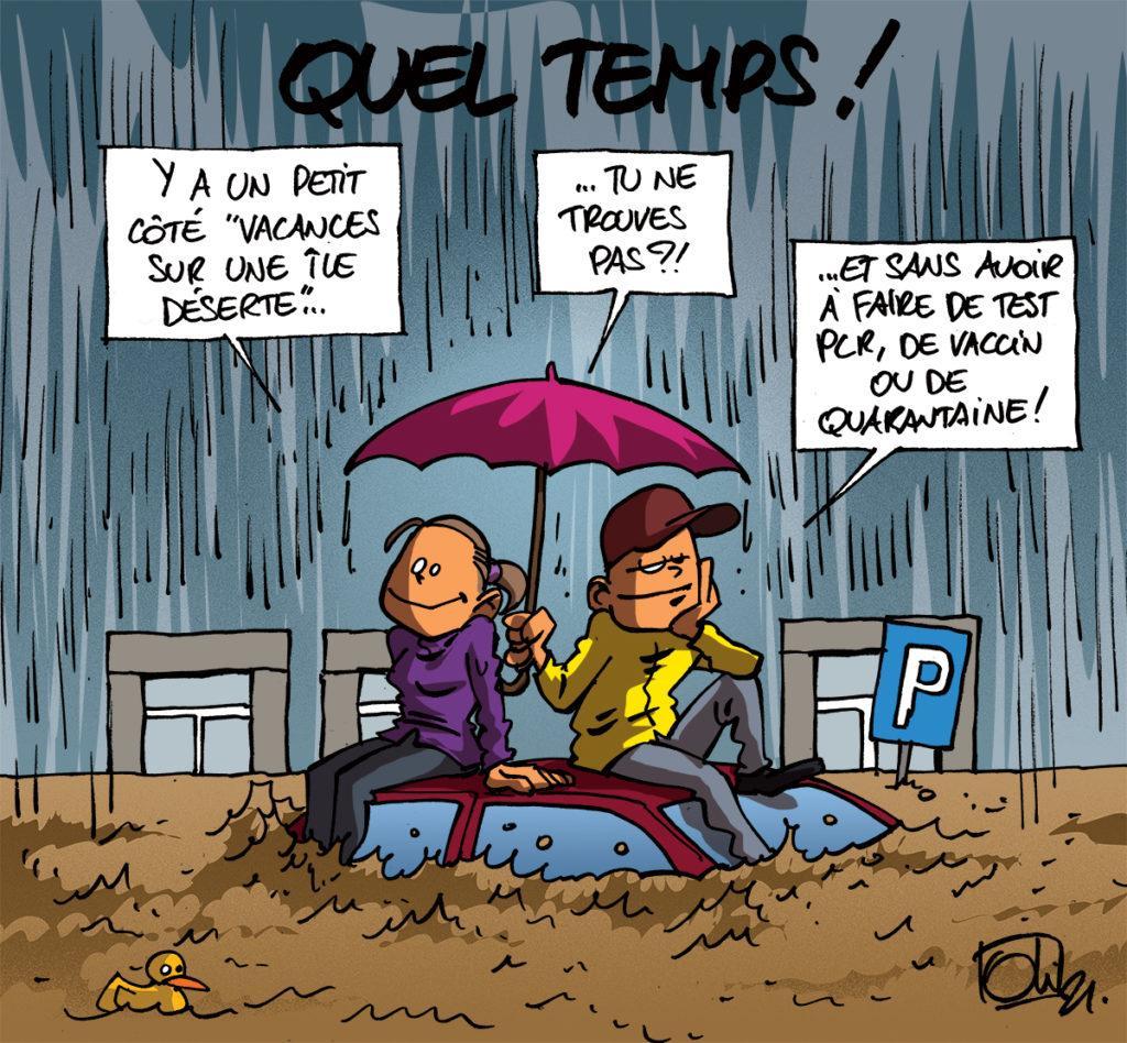 Inondations en vue...