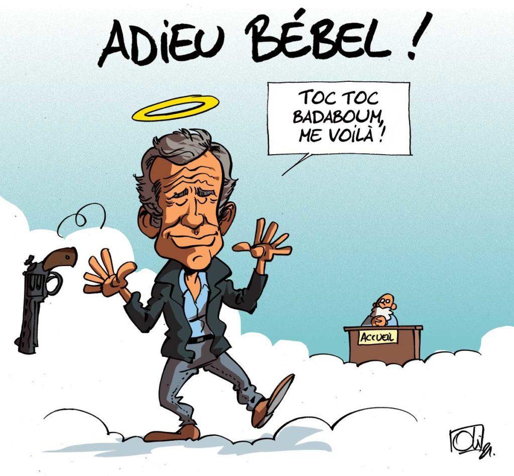 Adieu Bébel