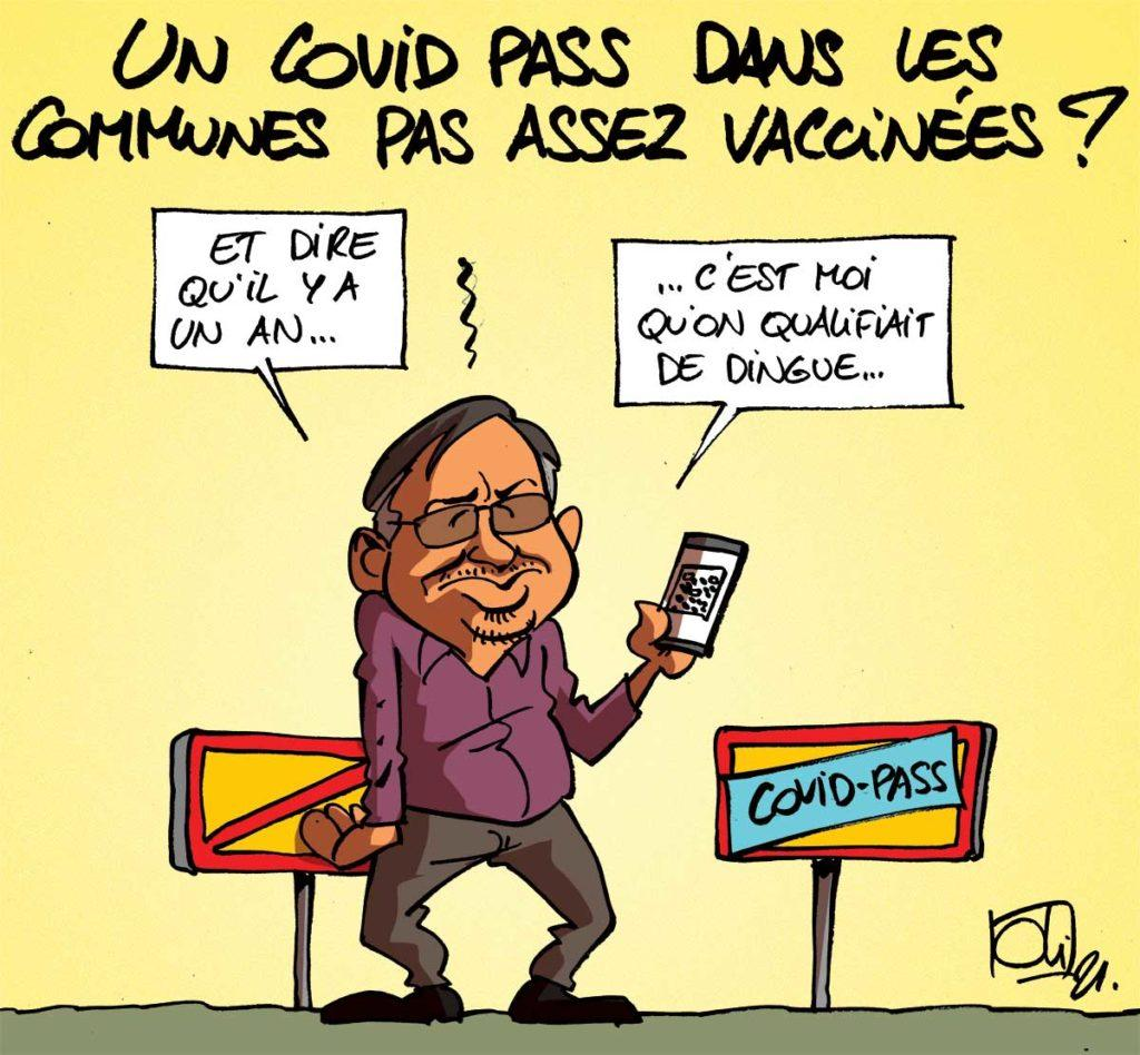 Covid-Pass par commune ?