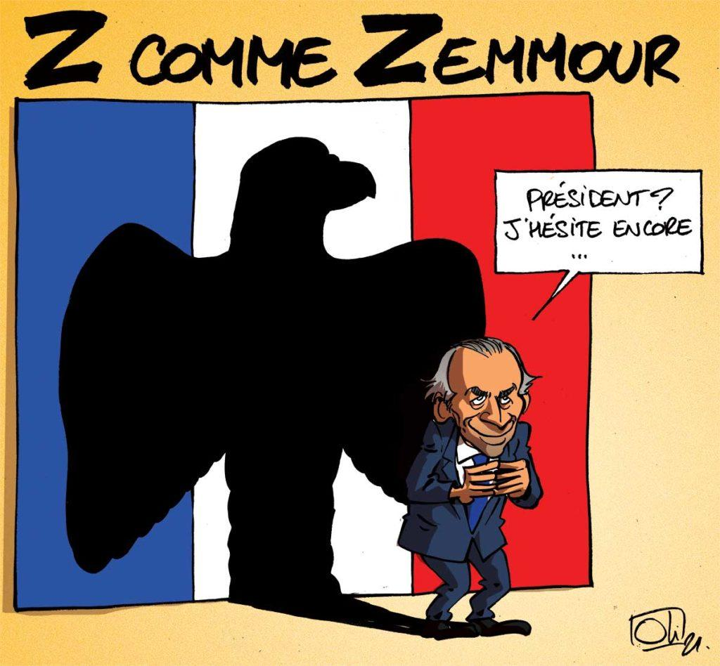 Eric Zemmour candidat ?