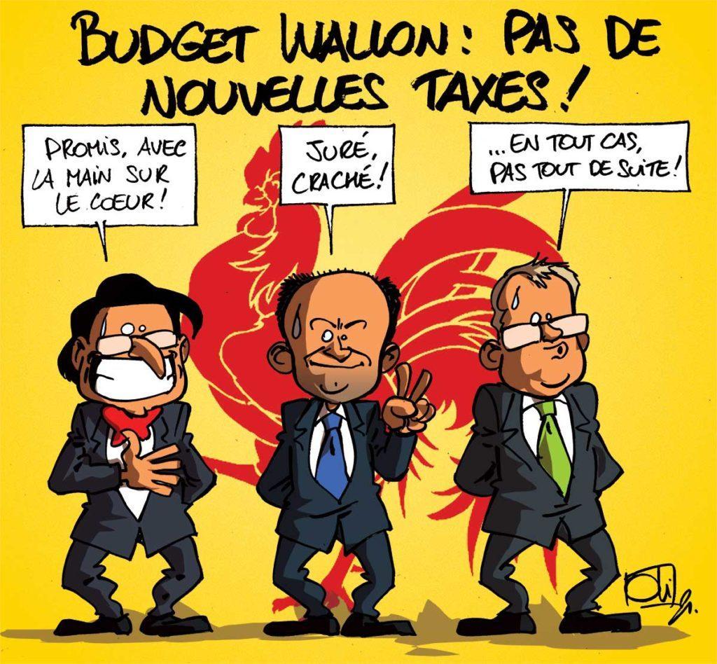 Budget sans taxes !