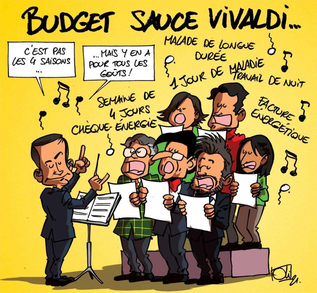 Budget Vivaldi